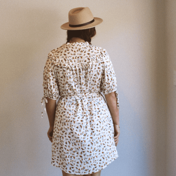 dua dress sewing pattern by makyla creates