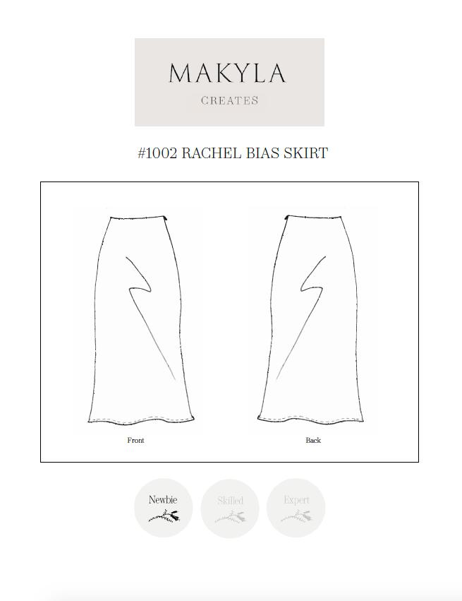 rachel bias skirt cover image