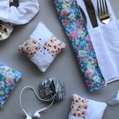 5 Sewing Project Ideas to Make in Under 10 Minutes