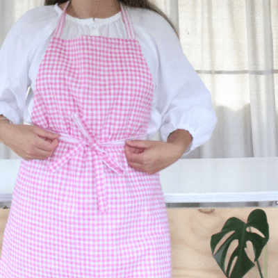 Apron pdf pattern by makyla creates