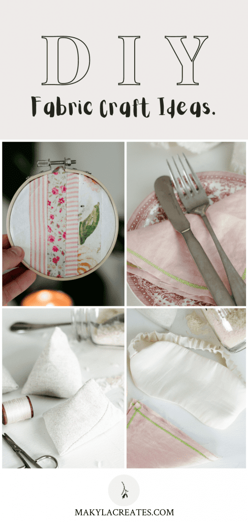 Easy Sewing Projects Gift Ideas by Makyla Creates
