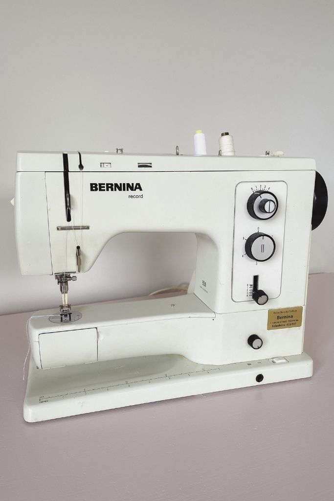 Sewing tools and equipment list with names and pictures