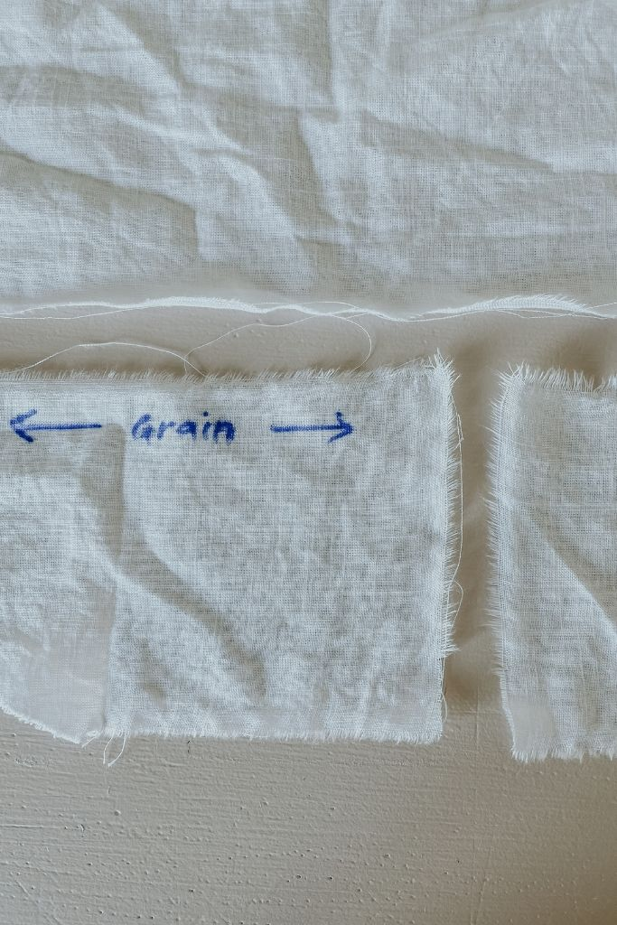 what is a grainline