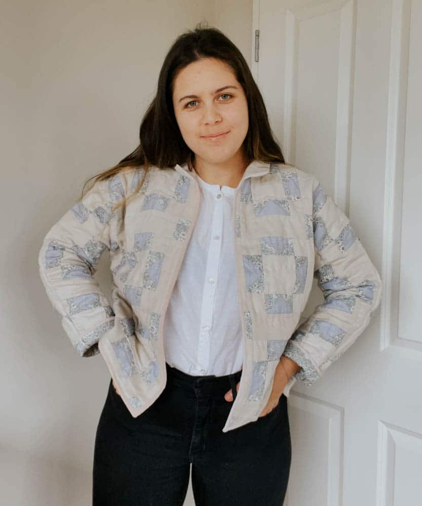 How to Make a Quilted Jacket