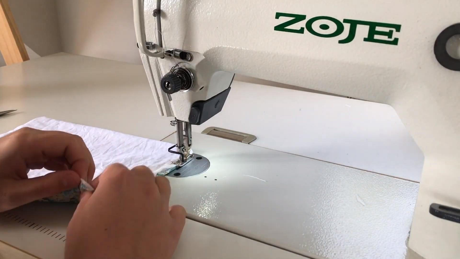 edge stitch wrap
