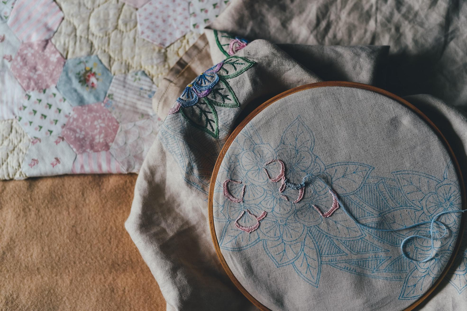 Why Sewing is an Important Traditional Skill