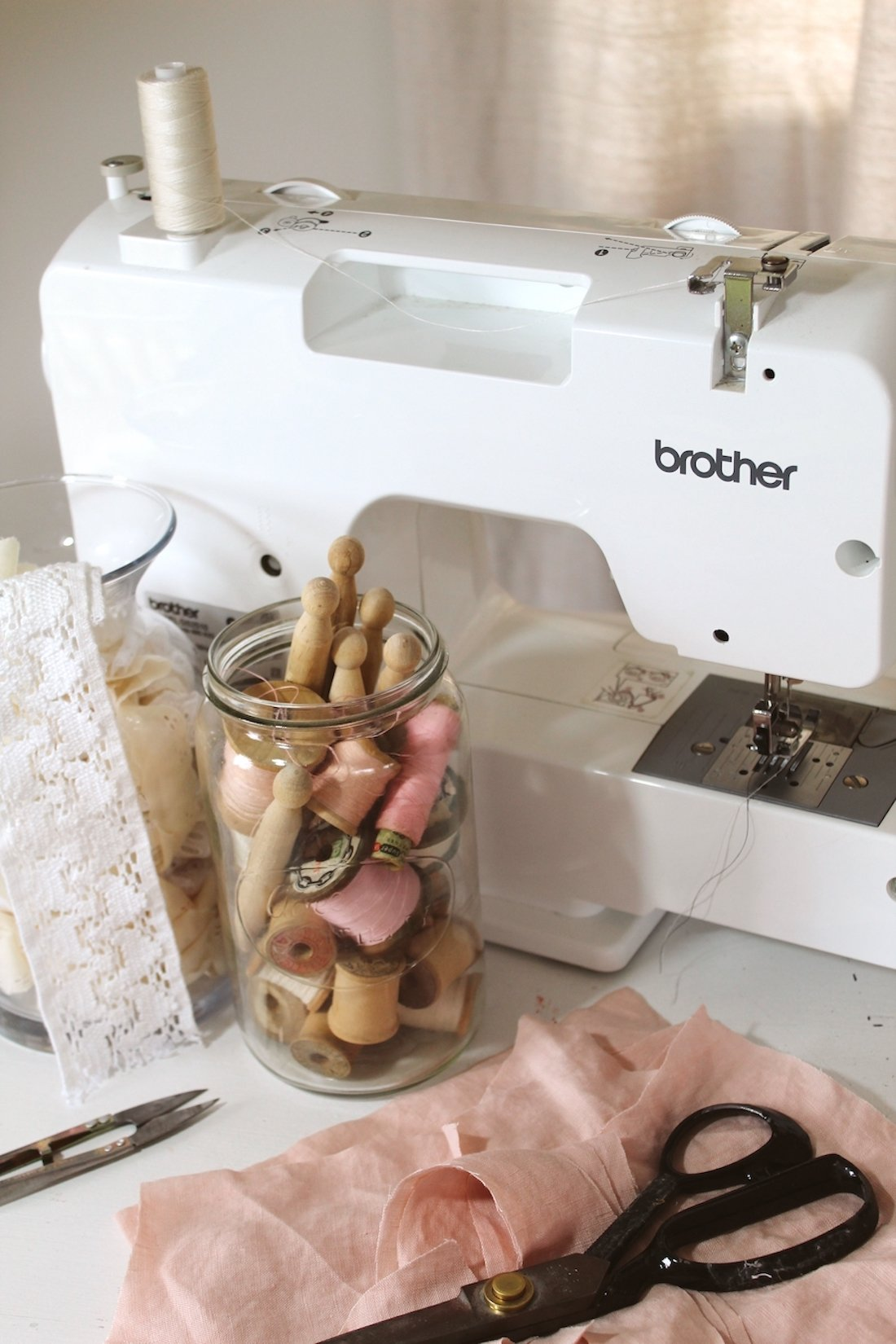 How To Thread A Sewing Machine | Step by Step